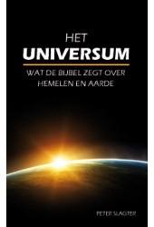 Het universum Peter Slagter 9789066943018