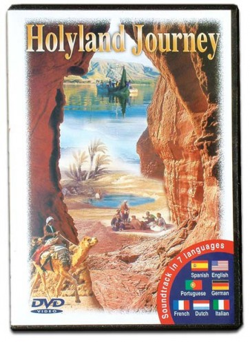 DVD Holy land journey Doko DVD629619705054
