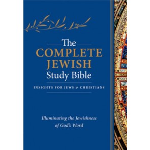 Complete Jewish Studybible David H. Stern & Barry Rubin 9781619708679