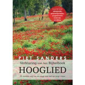Verklaring van het Bijbelboek Hooglied Piet Sanders 9789402228533