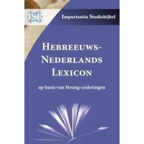 Hebreeuws - NL lexicon met strong en vtm codering  9789057191497