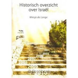 Historisch overzicht over Israël Wiesje de Lange 9789073632271