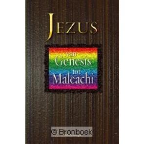 Jezus van Genesis tot Maleachi J.W. Embrachts 9789064511462