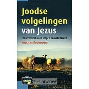 Joodse volgelingen van Jezus K.J. Rodenburg 9789058299659