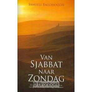 Van Sjabbat naar zondag Samuele Bacchiocchi 9789075226539