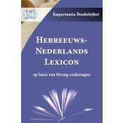 Hebreeuws - NL lexicon met strong en vtm codering